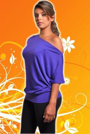01 Blusas para Damas