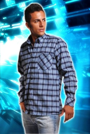 041 Camisas para Caballeros