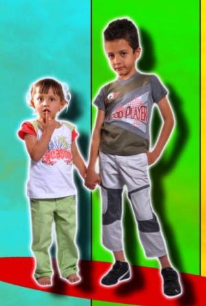 082 Moda Infantil